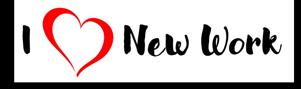 I Love New Work Logo